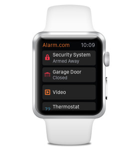 Alarm.com_Apple_Watch_App