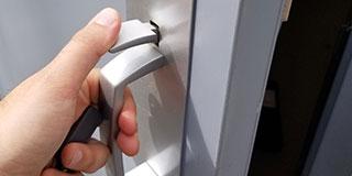 Access Control Door Opening